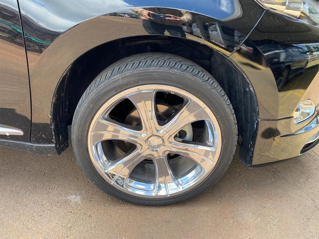 プレミアム 4WD モデリスタリップスポイラー メッキパーツ 20インチホイール 9インチナビ シートヒーター パワーシート 電動リアゲート ナビテレビ(11枚目)