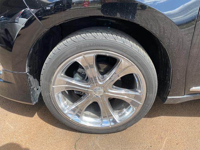 プレミアム 4WD モデリスタリップスポイラー メッキパーツ 20インチホイール 9インチナビ シートヒーター パワーシート 電動リアゲート ナビテレビ(14枚目)