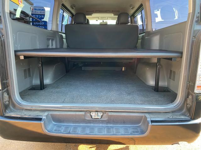 ロングスーパーGL ナビテレビ 社外アルミ 4WD 4型フェイス変更 社外テールランプ 新品リアベッド 社外ボンネット(26枚目)