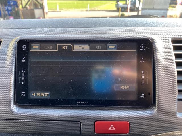 ロングスーパーGL ナビテレビ 社外アルミ 4WD 4型フェイス変更 社外テールランプ 新品リアベッド 社外ボンネット(36枚目)