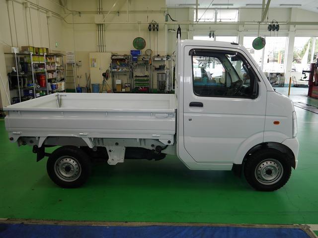 スズキ キャリイトラック キンタロウダンプ リフト三方開 4WD 5MT
