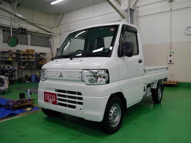 三菱 ミニキャブトラック Vタイプ 4WD AT車 ETC 荷台マット