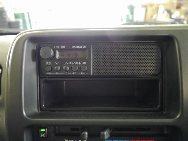 ダイハツ ハイゼットトラック ジャンボ エアコン パワステ 4WD AT車