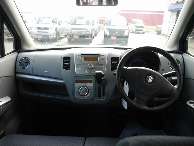 スズキ ワゴンR FXリミテッド CD ABS スマートキー 電動格納ミラー