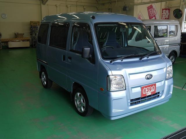 トランスポーター 4WD 5MT CDデッキ キーレスキー(9枚目)