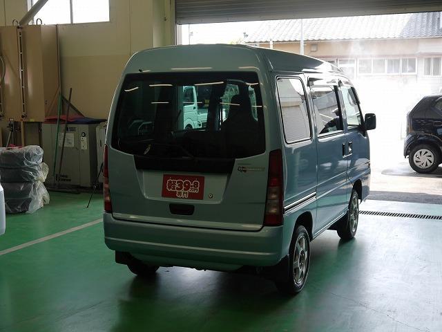 トランスポーター 4WD 5MT CDデッキ キーレスキー(11枚目)