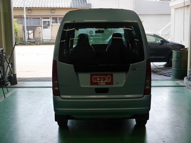トランスポーター 4WD 5MT CDデッキ キーレスキー(12枚目)