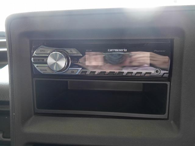 トランスポーター 4WD 5MT CDデッキ キーレスキー(20枚目)