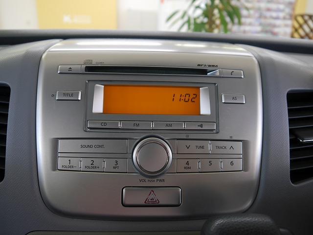 FXリミテッド 4WD CDデッキ スマートキー 純正AW(5枚目)