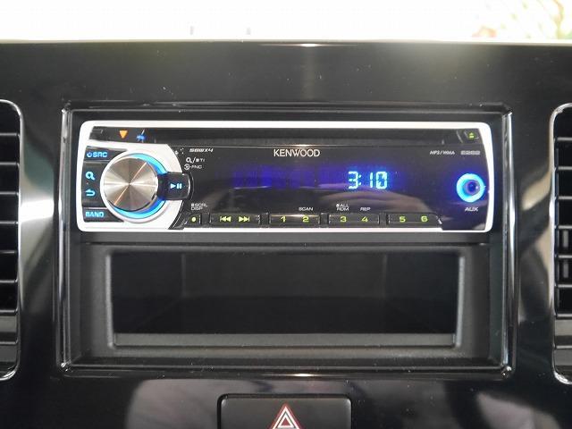 X FOUR エアロスタイル 4WD ケンウッドCDデッキ(5枚目)
