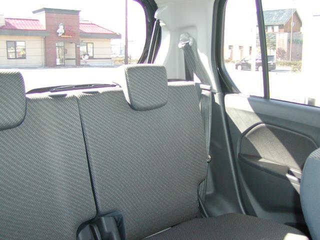 FX 禁煙車 ベンチシート シートヒーター フルフラット(10枚目)