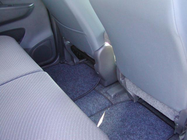 FX 禁煙車 ベンチシート シートヒーター フルフラット(15枚目)