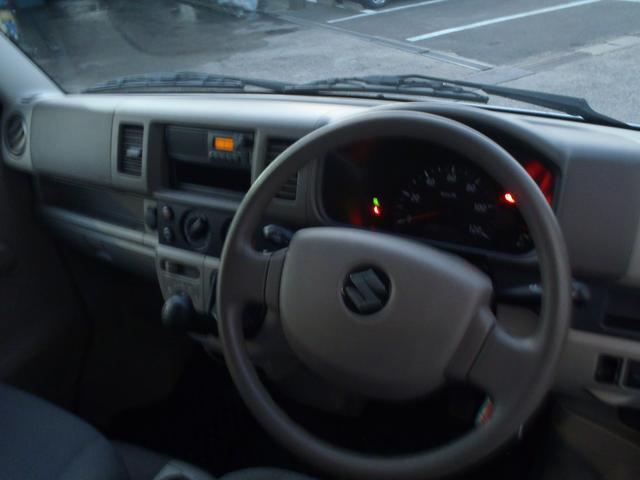 スズキ エブリイ PC 4WD 5速MT