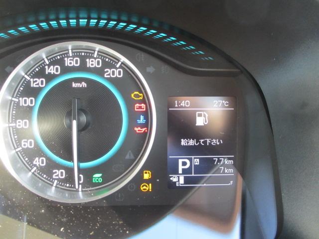 Fリミテッド 4WD フルセグナビ付 登録済未使用車(13枚目)