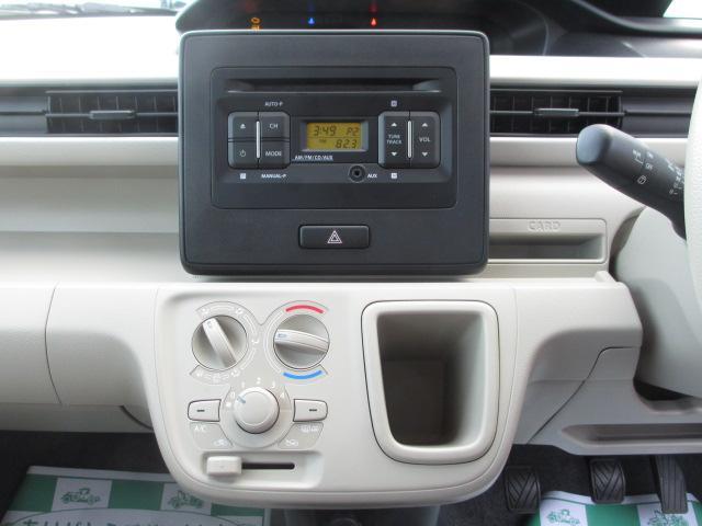 FA 4WD 5速マニュアル 純正CDプレーヤー付き(14枚目)