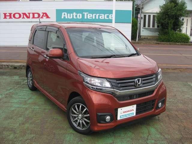 「ホンダ」「N-WGNカスタム」「コンパクトカー」「新潟県」の中古車6