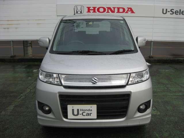 「スズキ」「ワゴンRスティングレー」「コンパクトカー」「新潟県」の中古車2