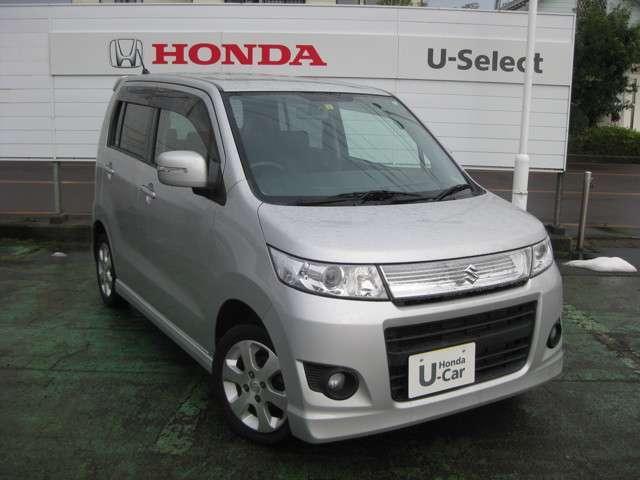 「スズキ」「ワゴンRスティングレー」「コンパクトカー」「新潟県」の中古車6