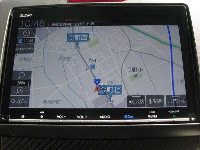 RS・ホンダセンシング 純正9インチナビTV リアカメラ ETC(10枚目)