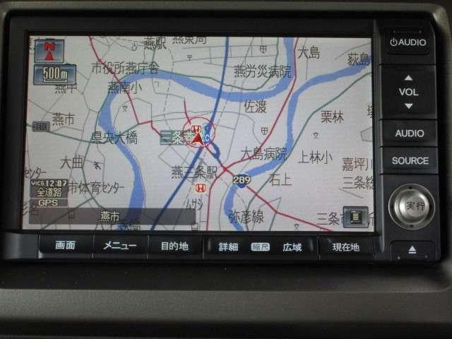 ホンダ ステップワゴン G インターナビEセレクション HDD
