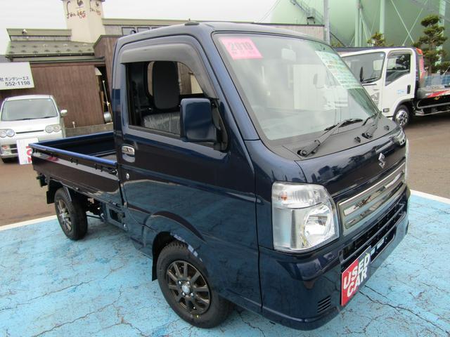 KCスペシャル 4WD 5MT キーレス ダブルエアバッグ(2枚目)