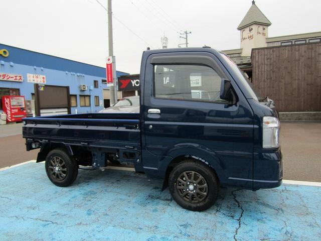 KCスペシャル 4WD 5MT キーレス ダブルエアバッグ(3枚目)