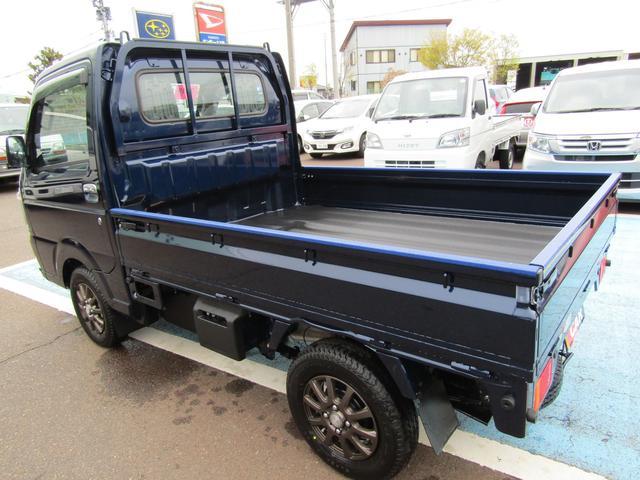 KCスペシャル 4WD 5MT キーレス ダブルエアバッグ(5枚目)