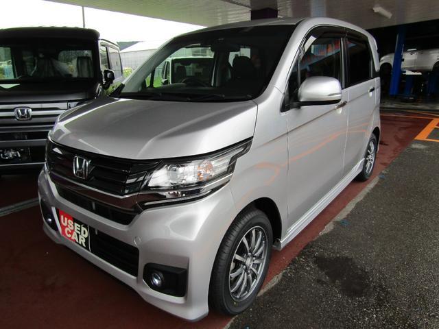 「ホンダ」「N-WGNカスタム」「コンパクトカー」「新潟県」の中古車7