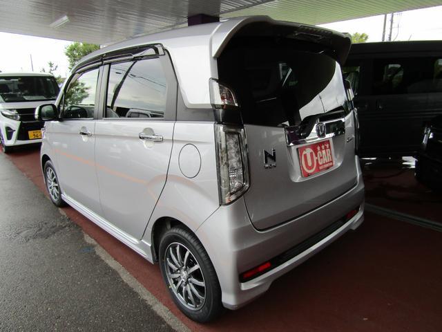 「ホンダ」「N-WGNカスタム」「コンパクトカー」「新潟県」の中古車9