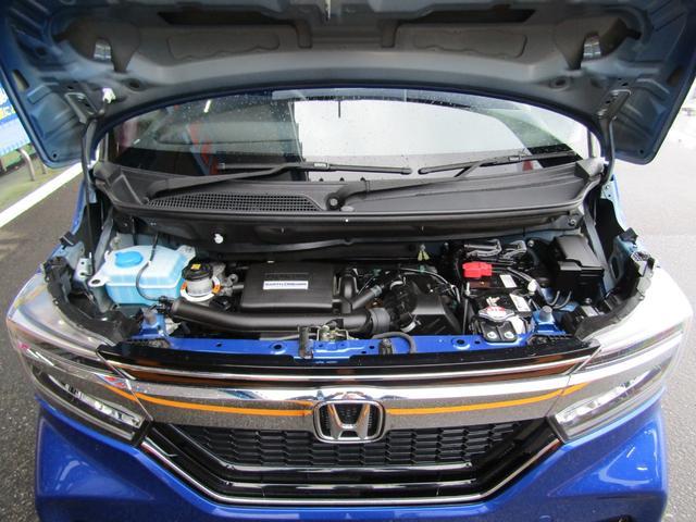G・Lホンダセンシング 4WD 純正ナビ フルセグTV ETC ドライブレコーダー 片側電動スライドドア LEDライト 新品社外アルミ(16枚目)