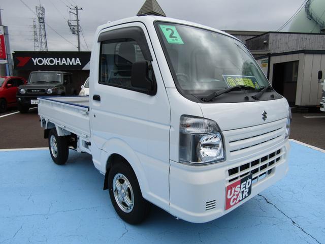 雪道も安心パートタイム4WD!   BSスタッドレスタイヤ(ホイール付)サービス!!