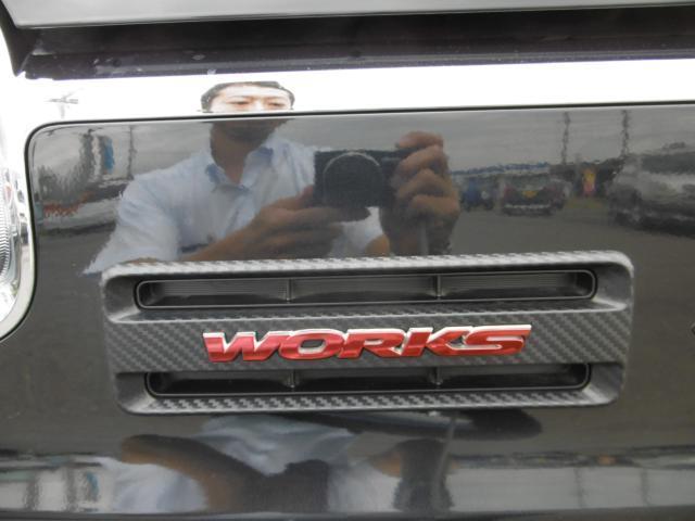 スズキ アルトワークス 新型 ターボ 4WD 5速マニュアル