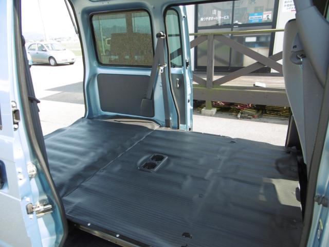 スバル サンバーバン 4WDトランスポーター グレードアップPKG