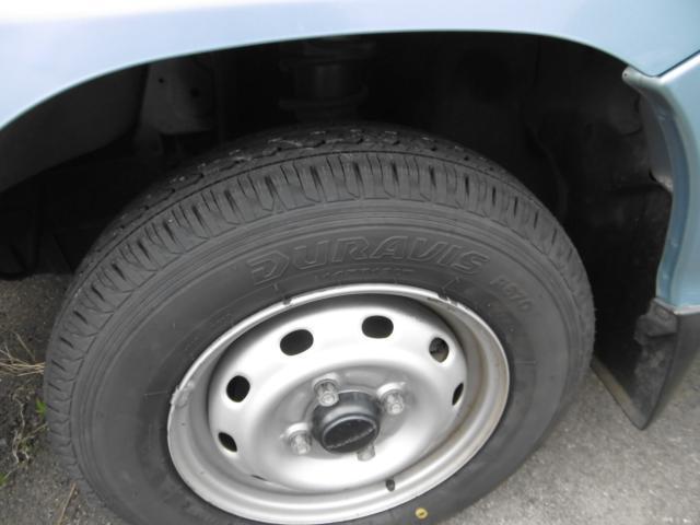 トランスポーター グレードアップパッケージ 4WD オートマ 両側スライドドア CD 記録簿付き エアコン パワステ パワステ エアバック(21枚目)