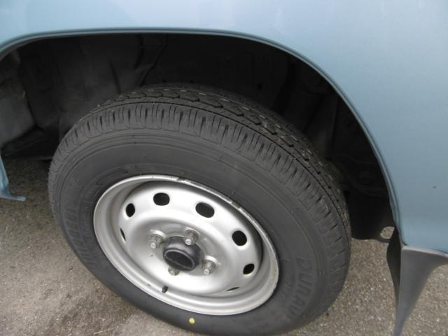 トランスポーター グレードアップパッケージ 4WD オートマ 両側スライドドア CD 記録簿付き エアコン パワステ パワステ エアバック(22枚目)