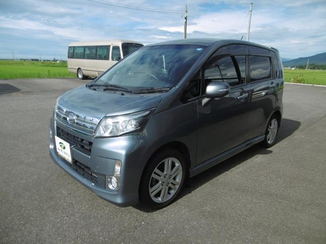 カスタム RS ターボ エコアイドル(2枚目)
