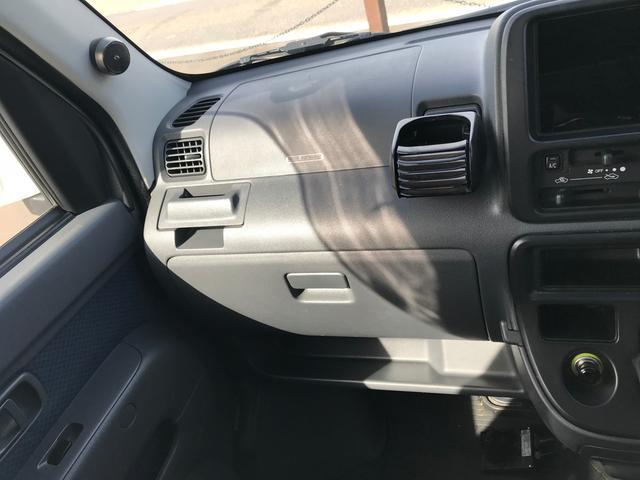 ダイハツ ハイゼットカーゴ クルーズターボ 4WD キーレス Wエアバッグ エアコン