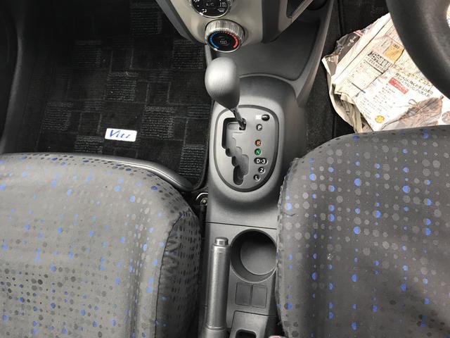 F 4WD AT オーディオ付 キーレス(10枚目)