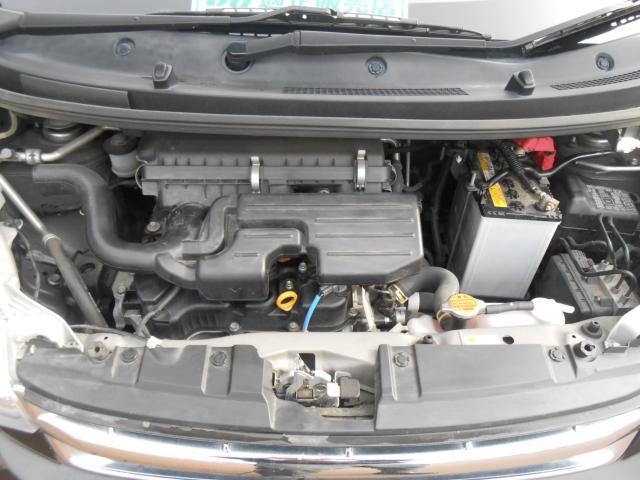 納車時には当社整備士がしっかりとした整備を致します!!また、エンジンはタイミングチェーン仕様となっております。