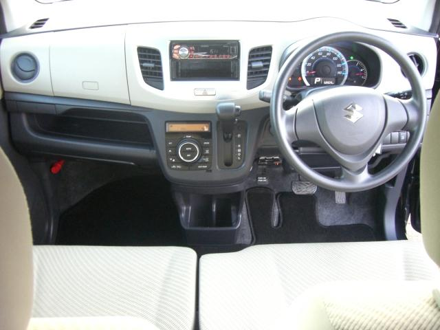 スズキ ワゴンR FX 4WD