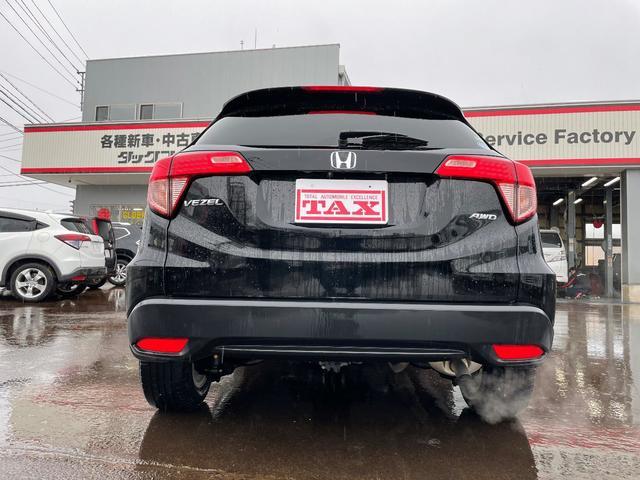 X・ホンダセンシング 4WD(6枚目)