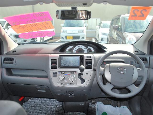トヨタ ラウム Sパッケージ 4WD 純正HDDナビTV HIDライト