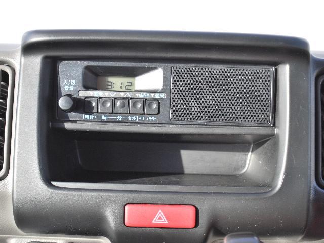 日産 NV100クリッパーバン DXハイルーフ 4WD 5速AGS車