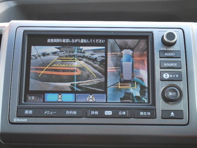 ホンダ ステップワゴンスパーダ Zi 4WD 純正ツインナビ マルチカメラ 両側パワスラ