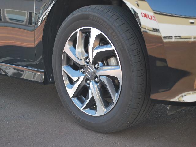 ホンダ ステップワゴンスパーダ スパーダ 4WDターボ 純正9インチナビTV 両側パワスラ