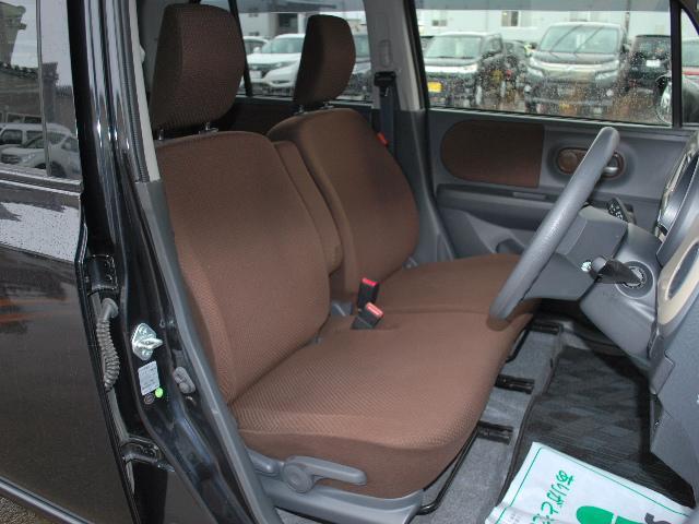G 4WD 社外ナビTV ワンオーナー 中古スタッドレス付き(13枚目)