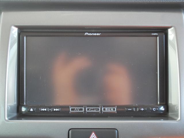XT 4WDターボ 純正メモリーナビTV ワンオーナー車(7枚目)
