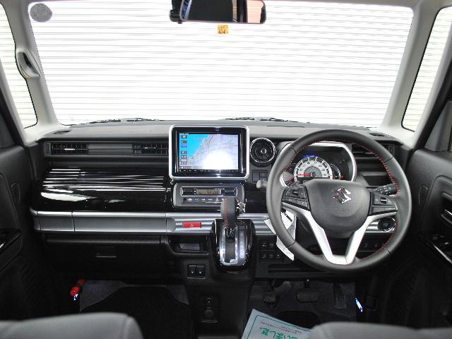 ハイブリッドXSターボ 4WD 純正8インチナビ ドラレコ(6枚目)
