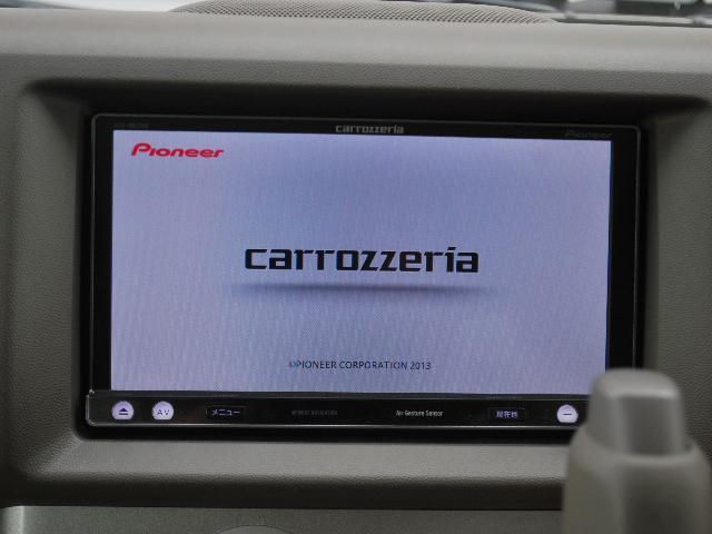 社外メモリーナビ(カロッツェリア AVIC-MRZ099) フルセグTV CD&DVD再生 音楽録音 Bluetooth♪