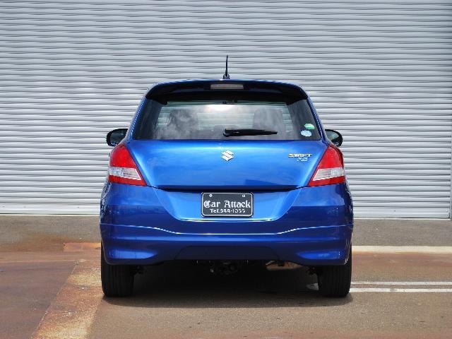 RS 4WD ディスチャージ装着車 ポータブルナビ(4枚目)